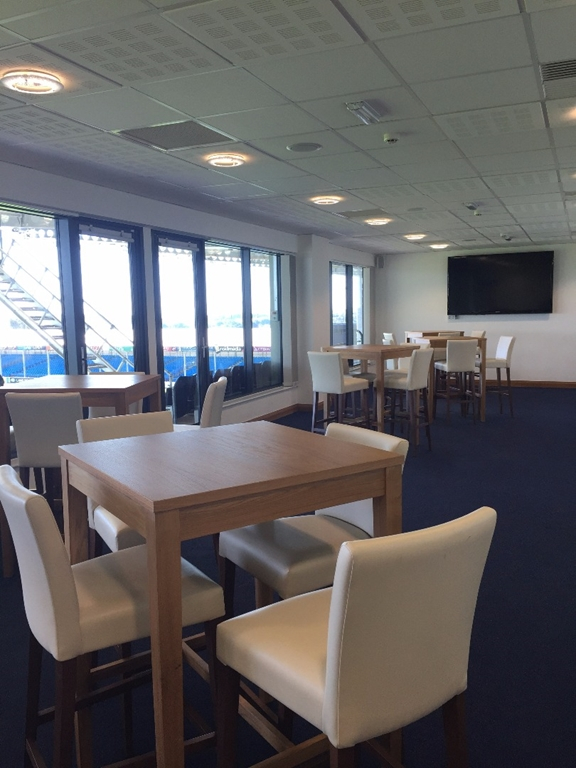 Baxter Suite at Sandy Park