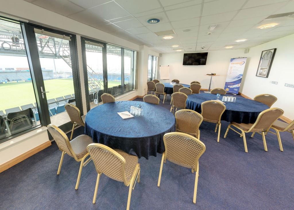 Sandy Park Conference Centre Exeter