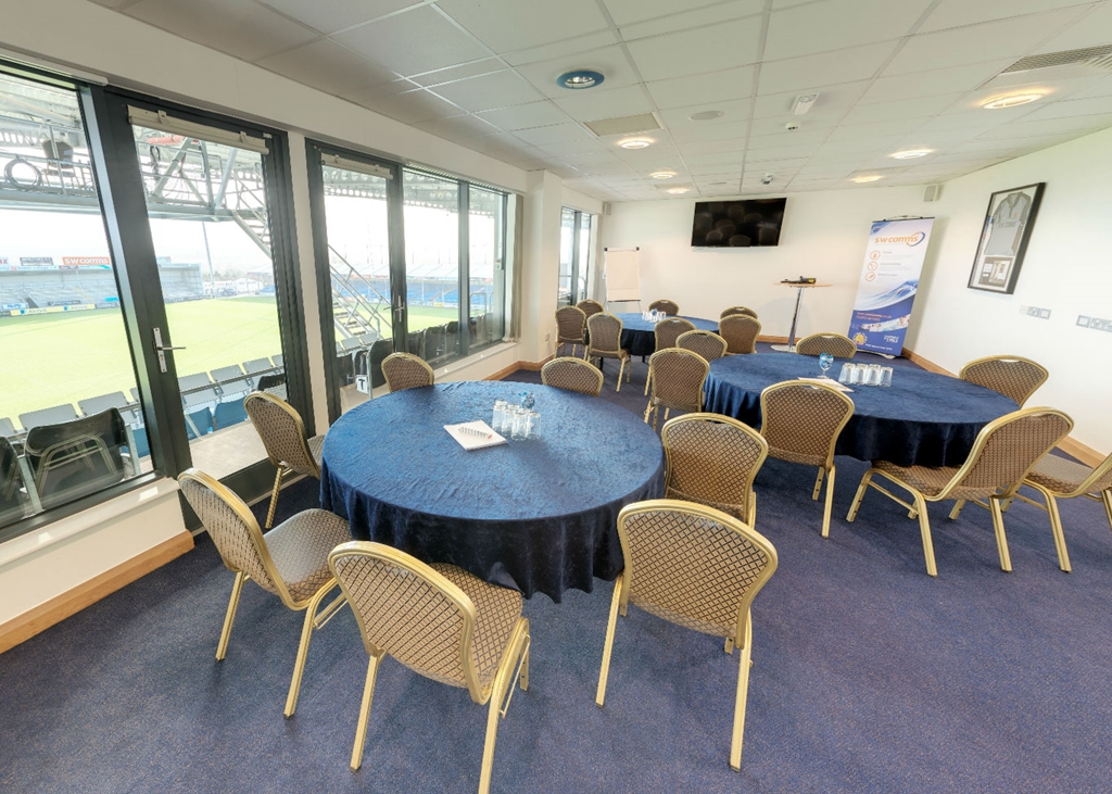 Sandy Park Conference Centre Exeter