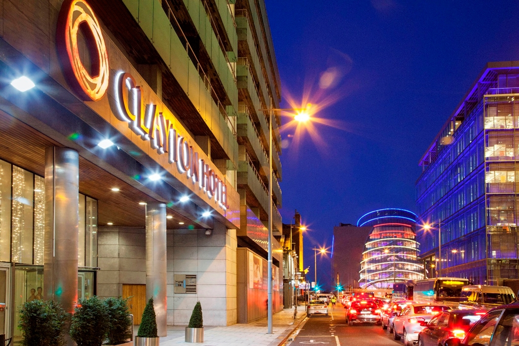 Clayton Hotel Dublin Cardiff Lane