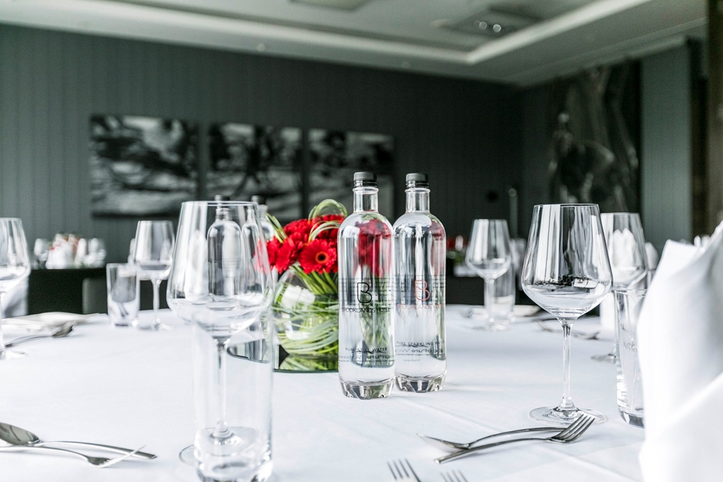 Dinner in Soloman Suite