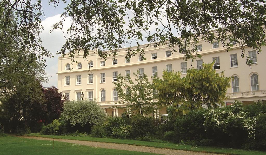 Park Crescent Conference Centre - External