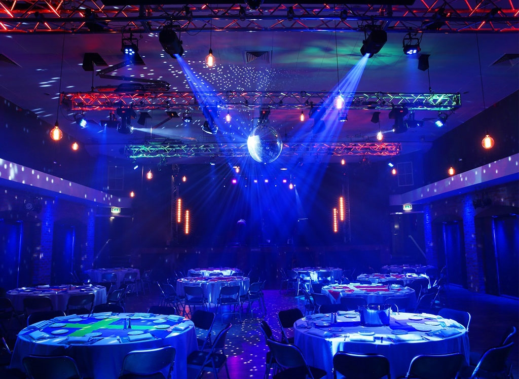 Christmas Parties - Central London