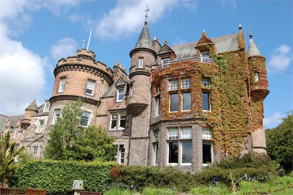 Edinburgh Zoo - Mansion House