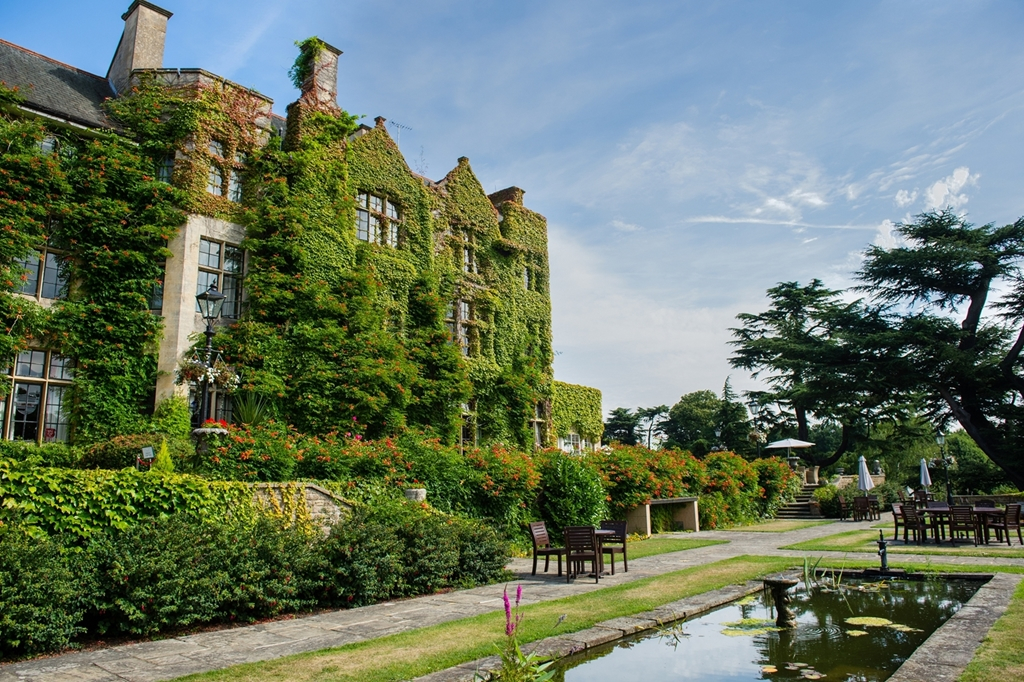 Pennyhill Park Hotel and The Spa.