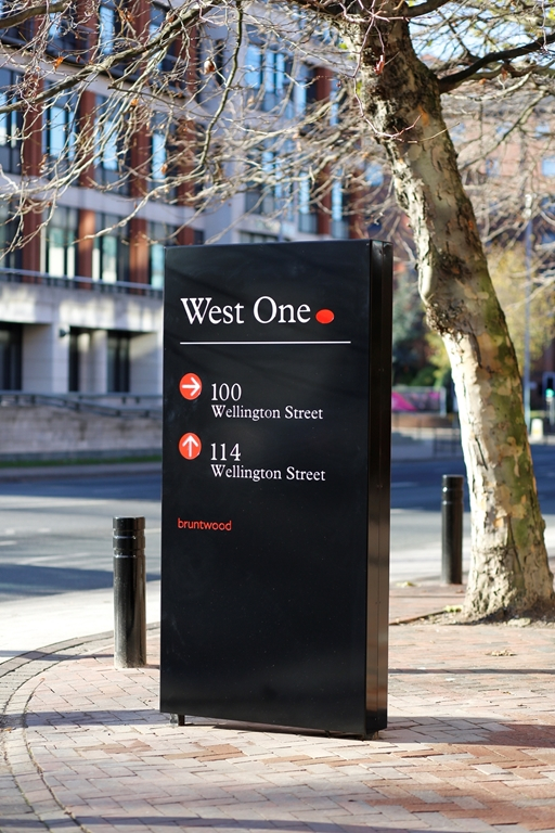 Bruntwood West One, Leeds City Centre