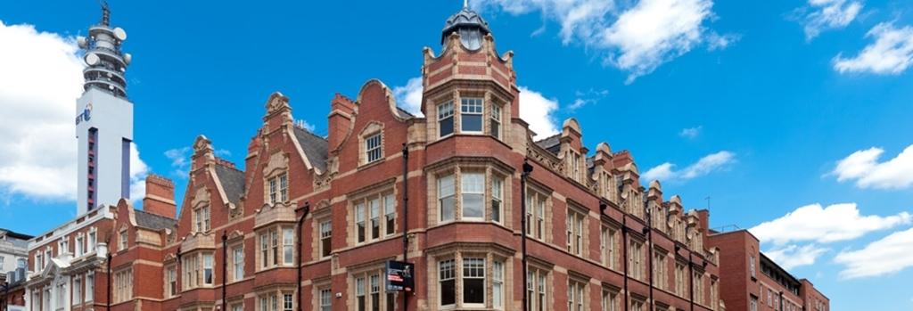 Bruntwood Cornwall Buildings, Birmingham City Centre