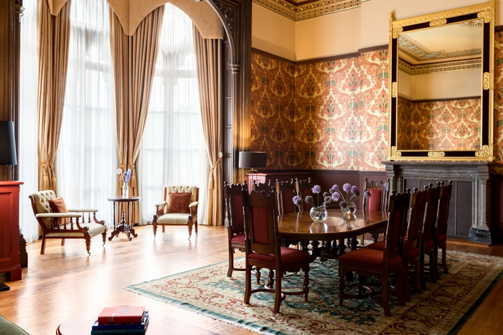 The Gilbert Scott Suite