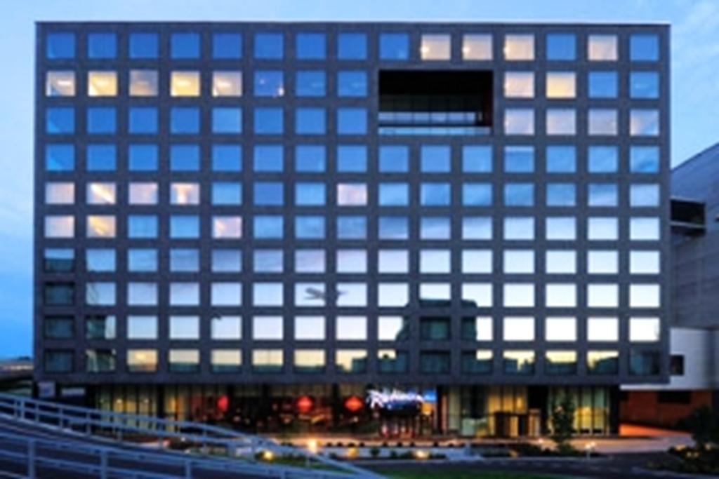 Radisson Blu Hotel, Zurich Airport