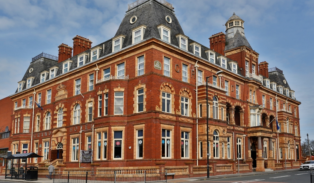 Best Western Grand Hotel in Hartlepool