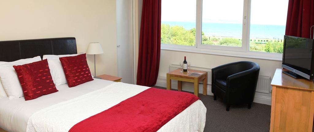 Standard Double Bedroom Beach Facing