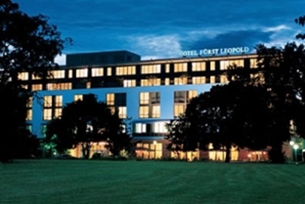 Radisson Blu Furst Leopold Hotel Dessau
