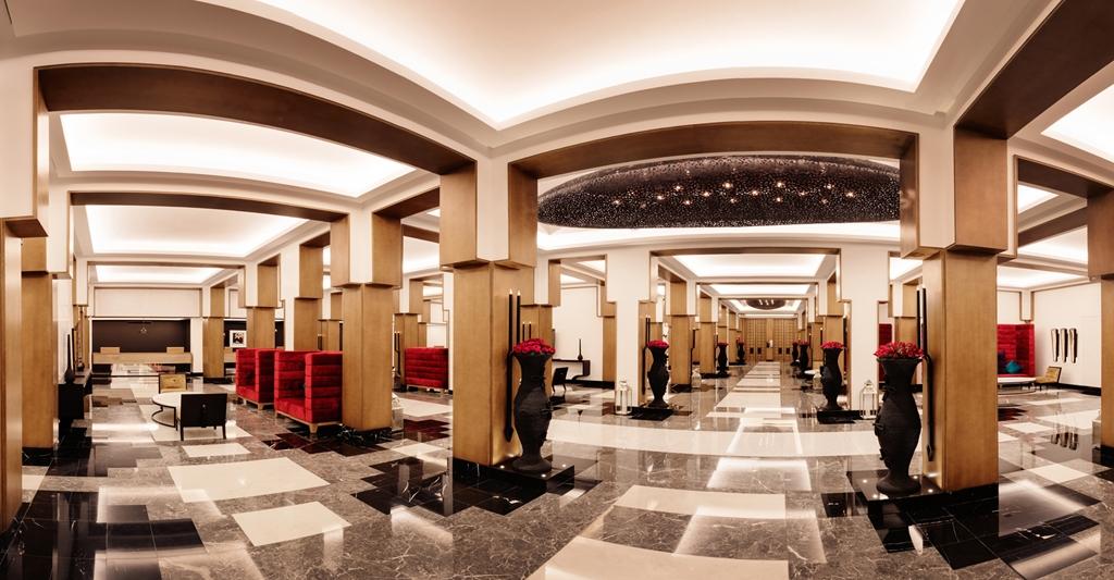 Mövenpick Hotel Mansour Eddahbi & Palais des Congrès Marrakech