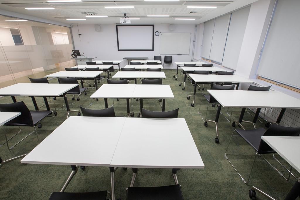 Hamish Wood Classroom