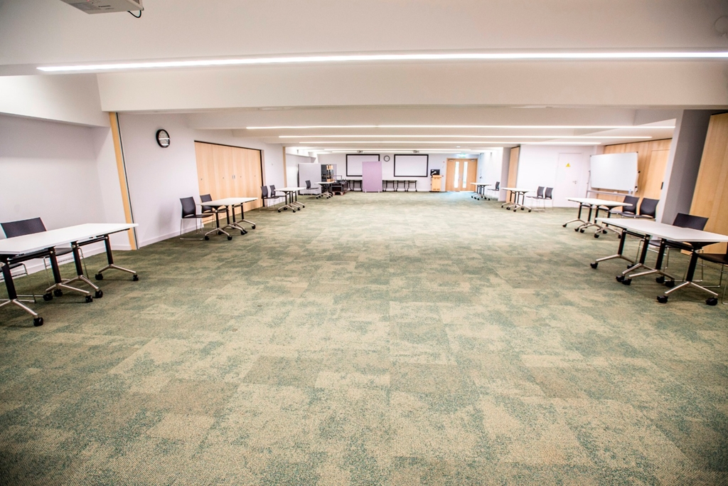 W010A/B - Exhibition space