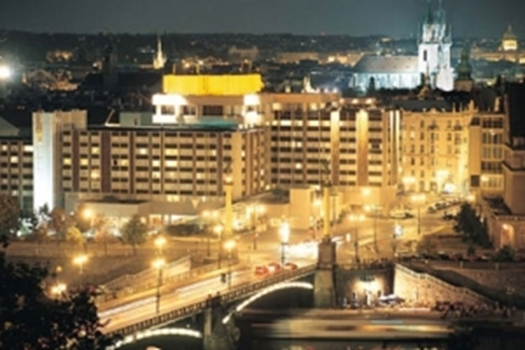 Intercontinental Prague
