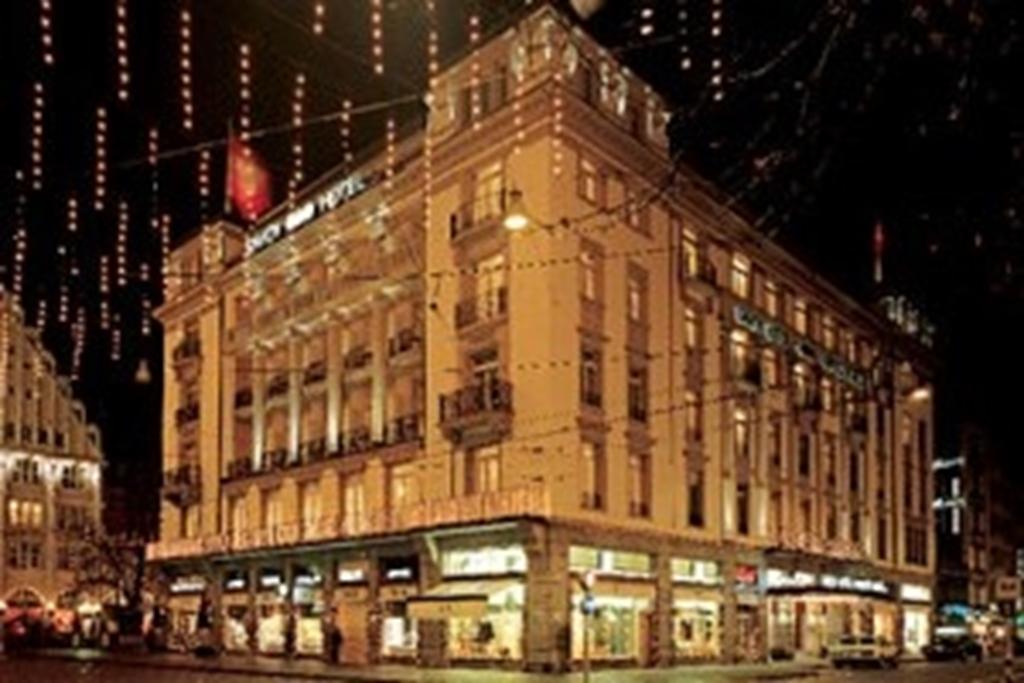 Savoy Baur en Ville Zurich