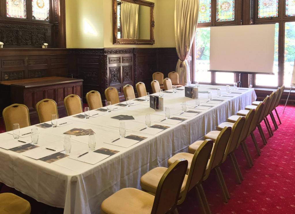 Meeting Rooms - Lyderick Boardroom