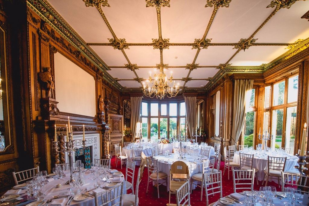 Maximilian - Banqueting Style with our Chavari Chairs