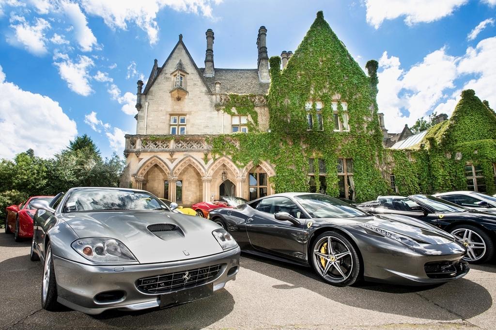 Creative Events with Ferrari