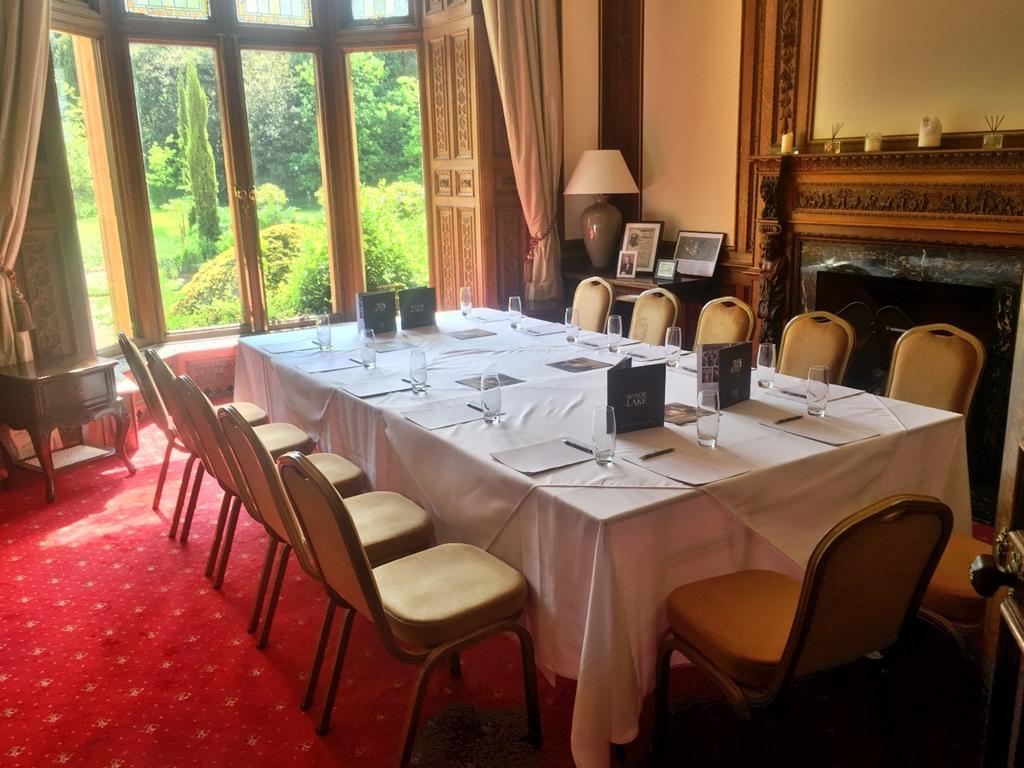 Meeting Rooms - Adele Boardroom