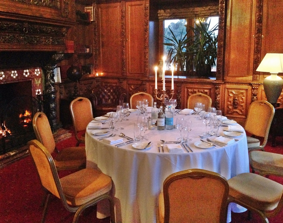 Meeting Rooms - Marguerite Dining