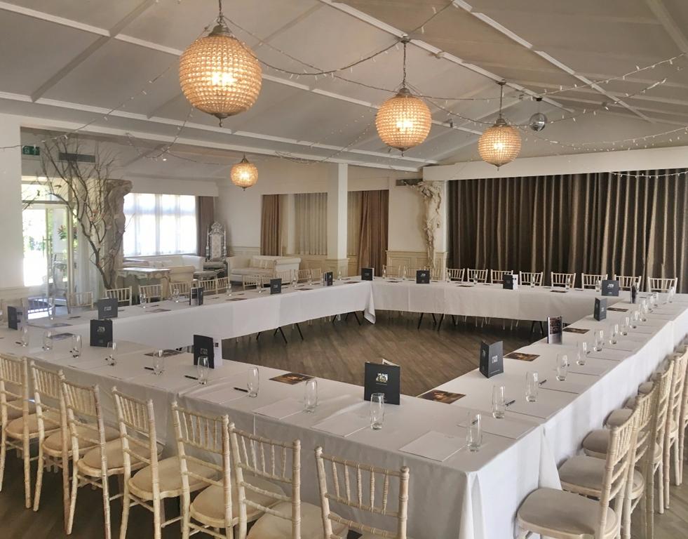 Meeting Rooms - Ballroom Boardroom Style