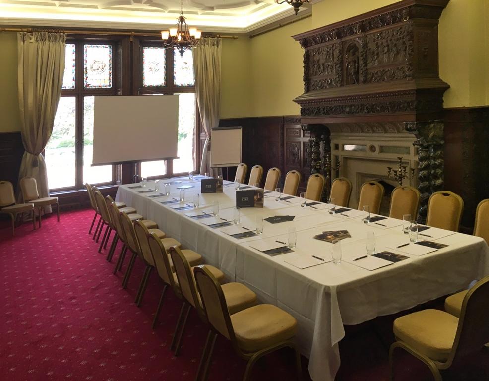 Meeting Rooms - Lyderick - Boardroom