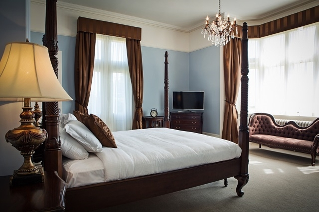 Every bedroom is a different luxury theme