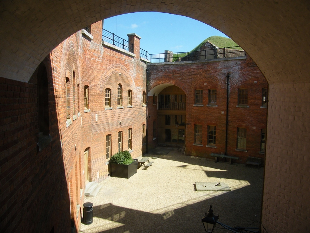 Royal Armouries Fort Nelson