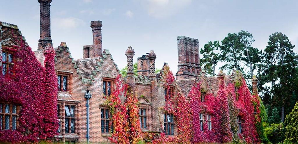 Classic British - Seckford Hall Hotel