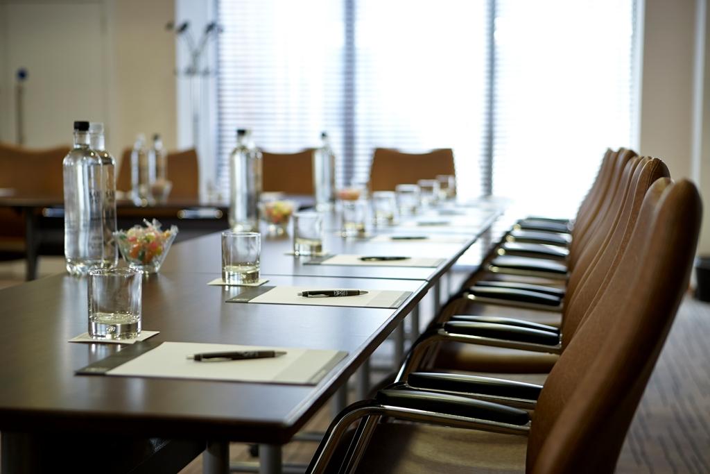 Balmoral Suite - Boardroom style