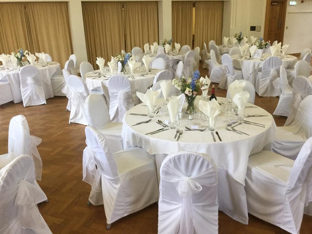 White wedding- Nave