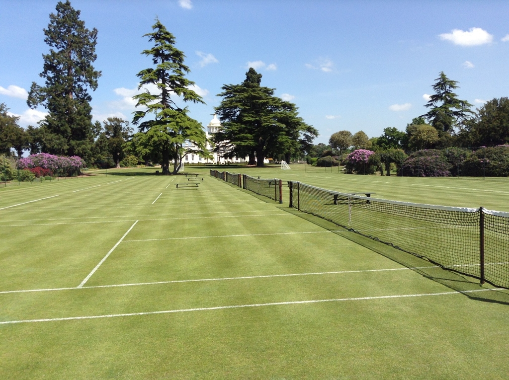 Stoke Park Grass Courts