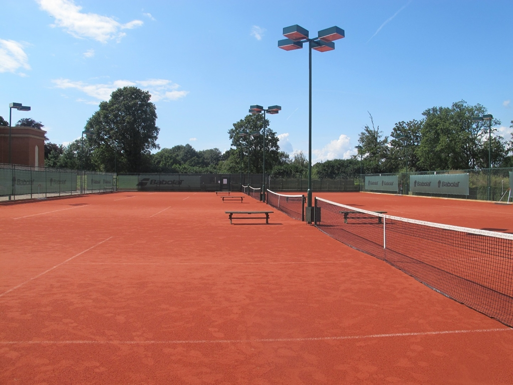 Stoke Park Clay Courts
