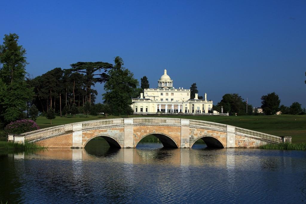 Stoke Park Mansion Repton Bridge