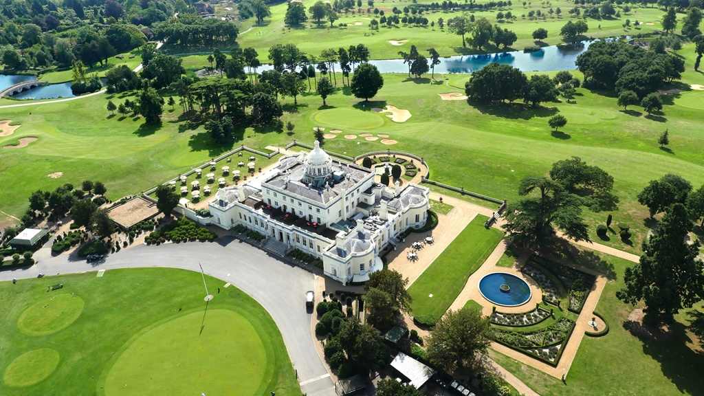 Stoke Park Country Club, Spa and Hotel