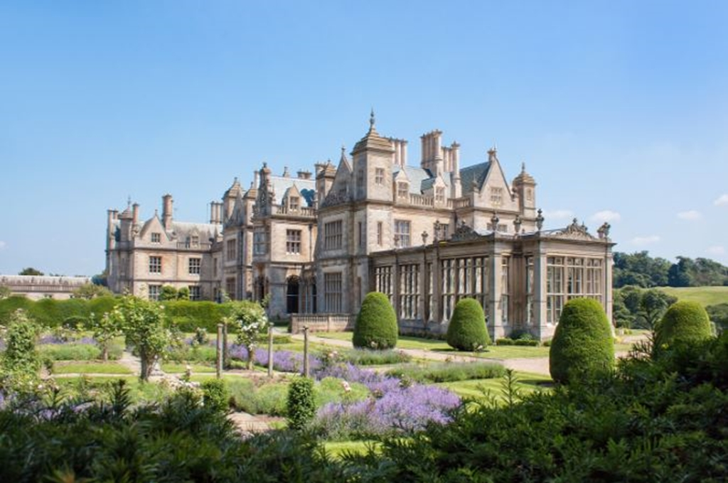 Best Western Premier Collection Stoke Rochford Hall