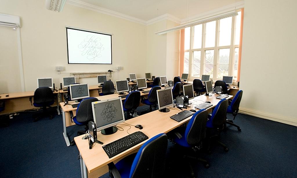 The ICT Suite