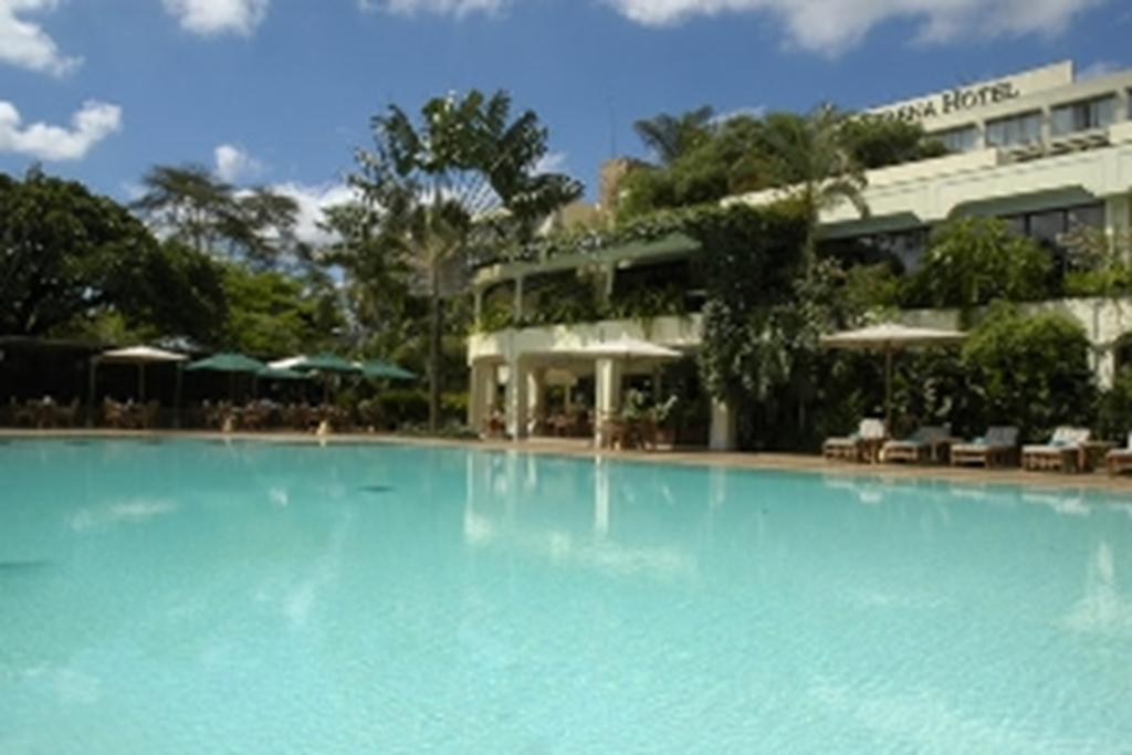 Nairobi Serena Hotel-Kenya