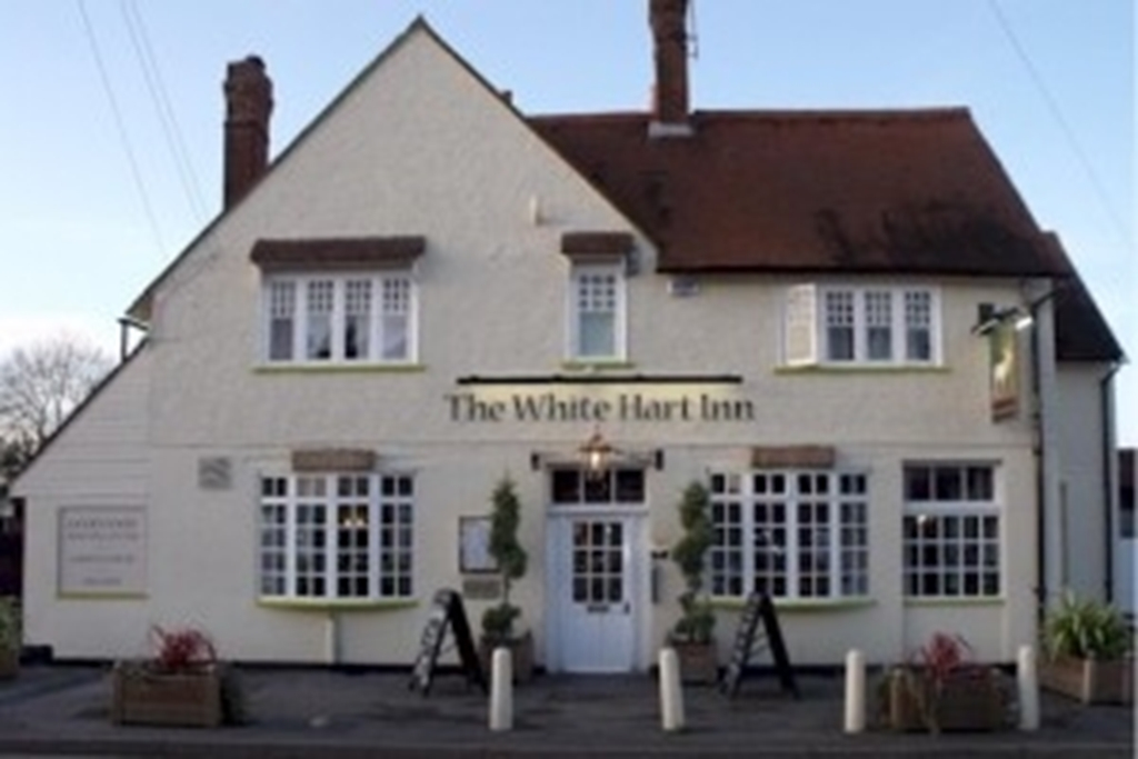 The White Hart Inn Hotel