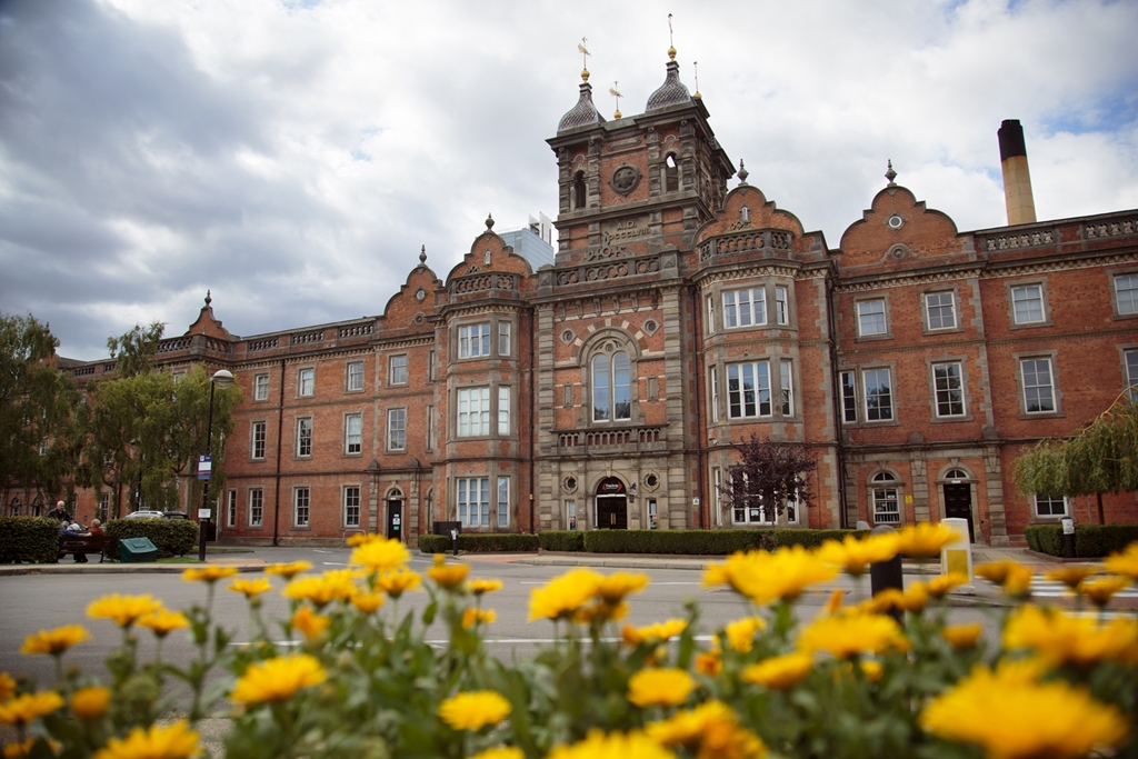 The beautiful grade II listed Thackray Medical Museum