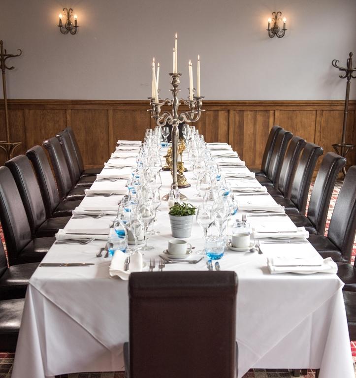 Savernake Room - Private Dining