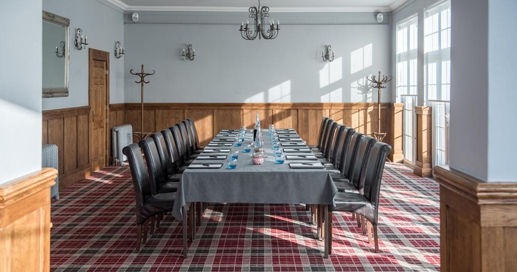 Savernake Room - Boardroom Style