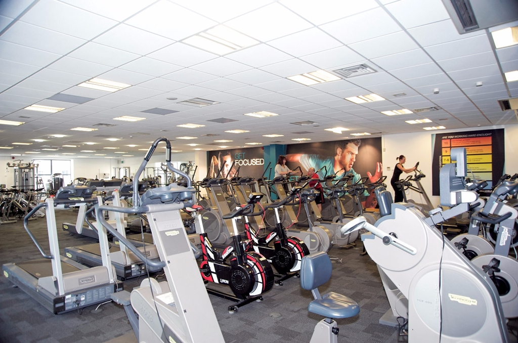 Alive & Well Gym