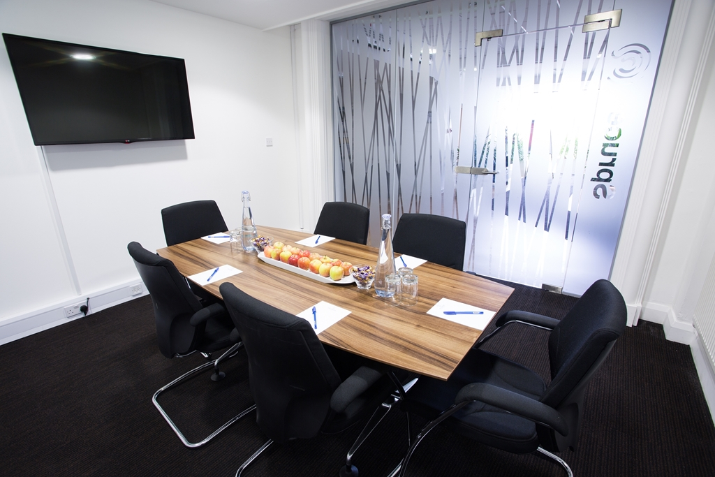 The Spruce - Boardroom for up to 6 delegates