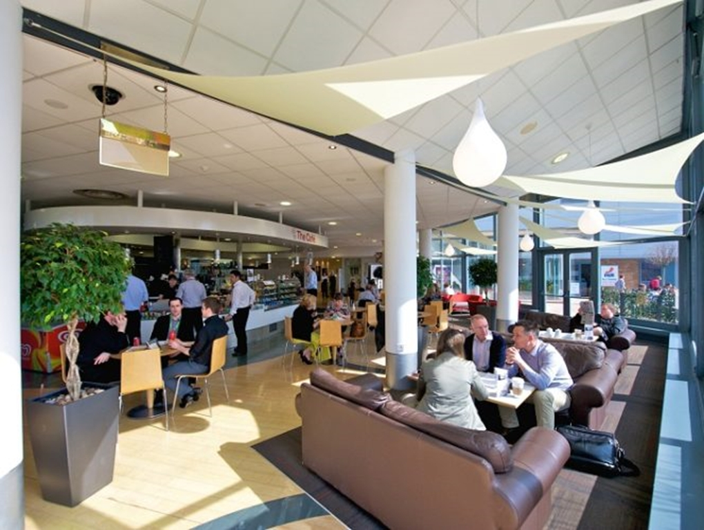 The Cafe at The Centre
