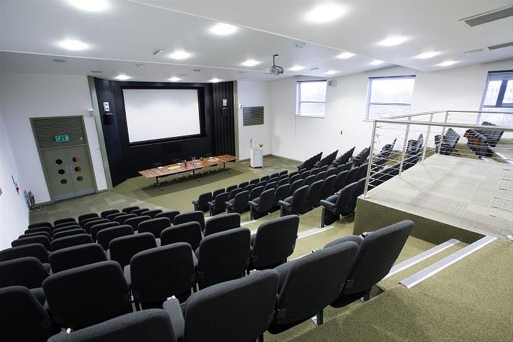 The Auditorium Theatre Style