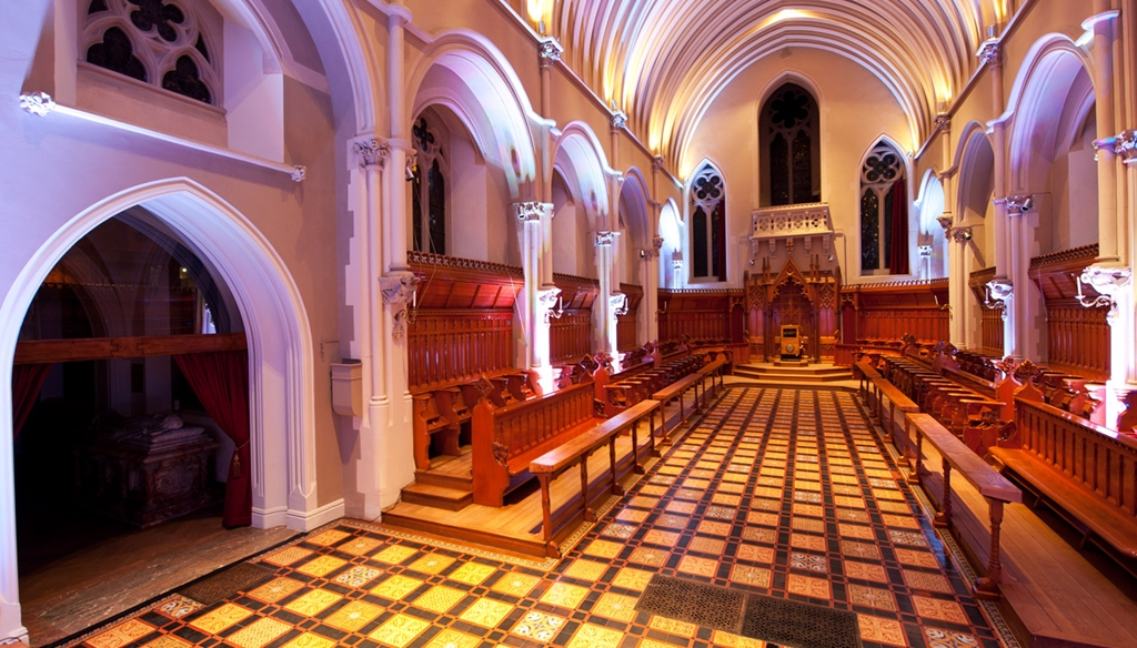 Callow Great Hall