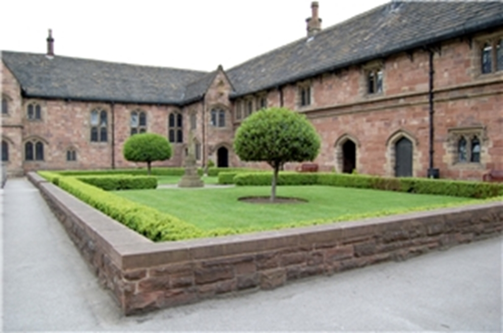 Chetham's Library and College House